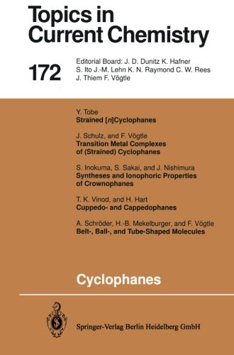Cyclophanes (Topics in Current Chemistry)