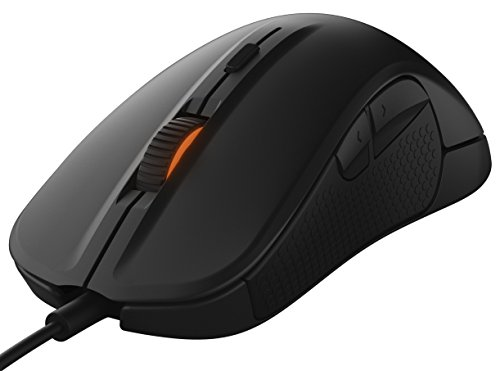 41GLZaZz5oL - SteelSeries Rival  Optical Sensor, Split-Trigger Buttons, Prism