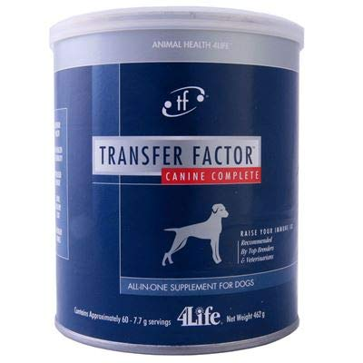 Transfer Factor - Canine - 60 x 7.7 Gram Servings