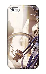 New Arrival Premium 5/5s Case Cover For Iphone (the Bike)