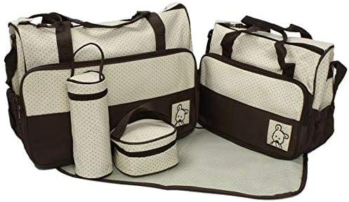 Newborn Diaper Nappy Bag Baby Multifunctional Changing Bag Mummy Handbag