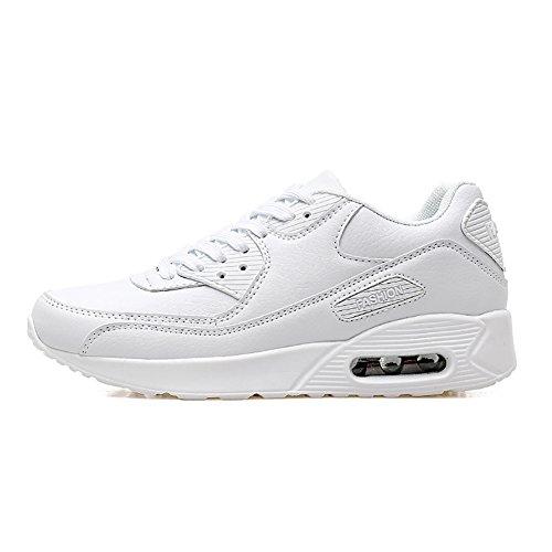 Running Men's White Fashion Sneaker No Town Walking Casual Air Shoes 66 Women's Couple 8tfxwqtOF