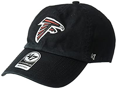 '47 NFL Clean Up Adjustable Hat, One Size Fits All by Twins Enterprise/47 Brand
