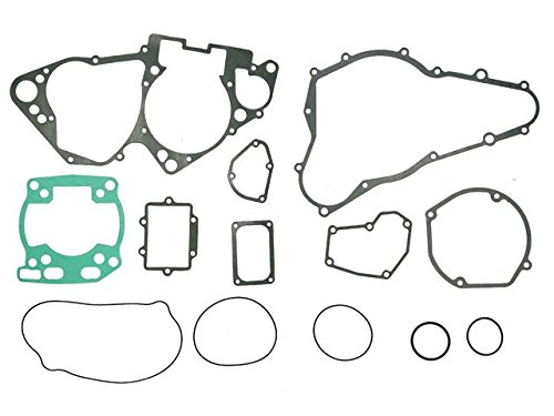Outlaw Racing OR3757 Complete Full Engine Gasket Set Suzuki RM250 1999-2000 Dirt Kit