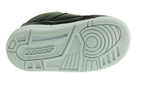 Nike 832033-020, Zapatos de Primeros Pasos Bebé-Niño, Negro (Black / Black / White), 22 EU