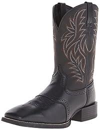 Ariat Men's Sport Western Wide Square Toe Western Boot