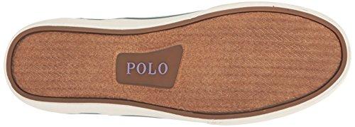 Polo Ralph Lauren Mænds Thompson Ii Sneaker Eukalyptus ZGL8ycxoh