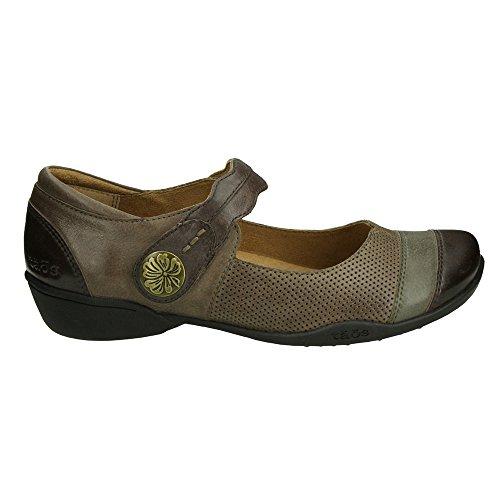 Bravo Multi Chocolate Mary Jane Taos Footwear Women's WxAgcnaE