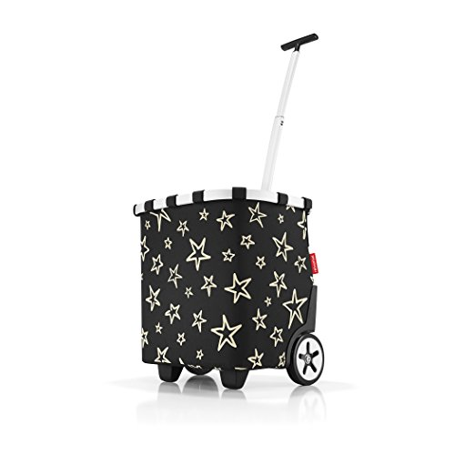 reisenthel Carrycruiser Shopping Trolley, Stars by reisenthel