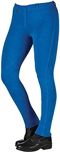 Dublin - Pantalón de equitación clásico de Cinturilla elástica Modelo Supa Slender para Mujer señora