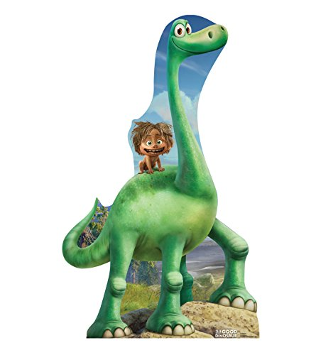 Advanced Graphics Arlo & Spot Life Size Cardboard Cutout Standup - Disney Pixar's The Good Dinosaur]()
