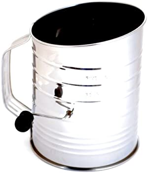 Norpro 137 5-Cup Flour Sifter