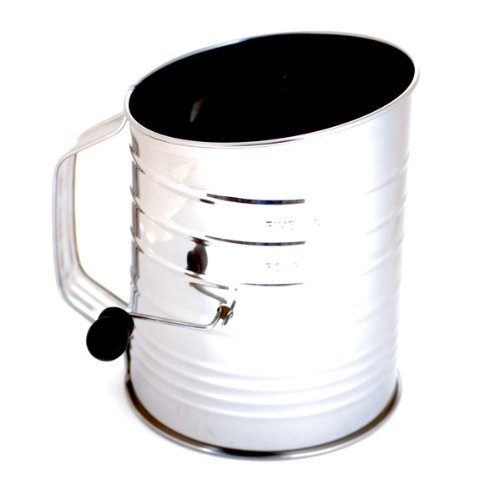 Norpro 137 5 Cup Stainless Sifter