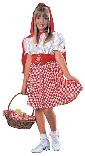 Rubies Child's Red Riding Hood Costume, (Red Riding Hood Costume Kids)