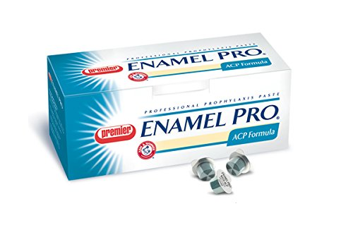 Premier 9007619 Enamel Pro Prophy Paste with Fluoride, Vanilla Mint Flavor, Coarse Grit (Pack of 200)