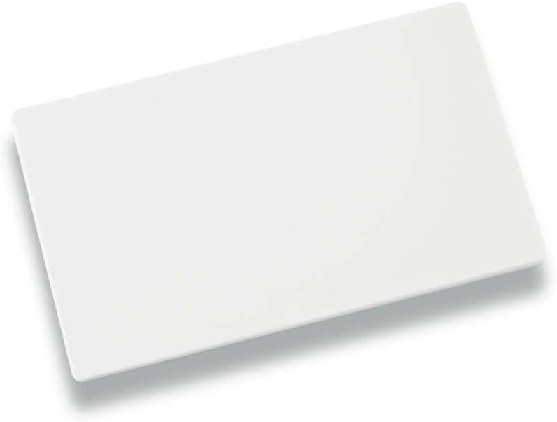 Louis Tellier NPP4 Planche /à D/écouper Blanc 40 x 30 x 2 cm