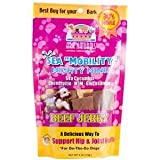Ark Naturals Sea Mobility Mighty Minis Beef Jerky – 4 oz, My Pet Supplies