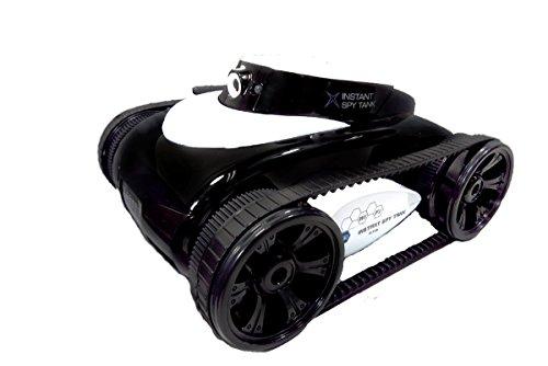 CHIMAERA I-SPY Tank Wi-fi Night Vision Camera Live Stream App and Remote Controlled (Black) (Spy Tank Night Vision With)