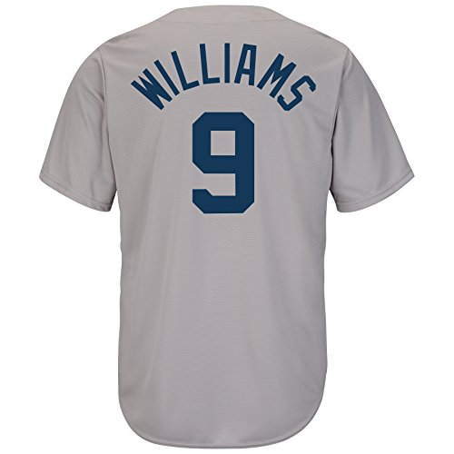 (Majestic Athletic Men's Boston Red Sox Ted Williams Cooperstown Jersey Small)