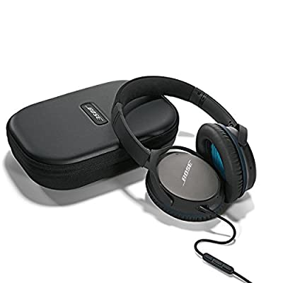 Bose QuietComfort 25 Black Acoustic Noise Cancelling Headphones