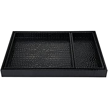Amazon Com Serving Tray Table With Handles Square
