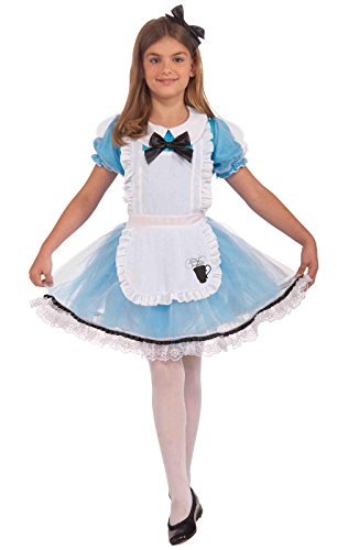 Forum Novelties Alice Costume, Small (Alice In Wonderland Dress Up Costumes)