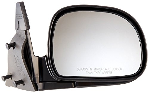 CIPA 23195 OE Style Manual Replacement Passenger Side Mirror - 2003 Chevrolet Blazer Mirror