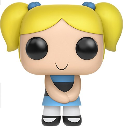 [Funko POP Animation: Powerpuff Girls Bubbles Toy Figure] (The Powerpuff Girls Costumes)