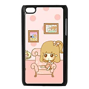 Lovely girls For Ipod Touch 4 Csaes phone Case THQ139889