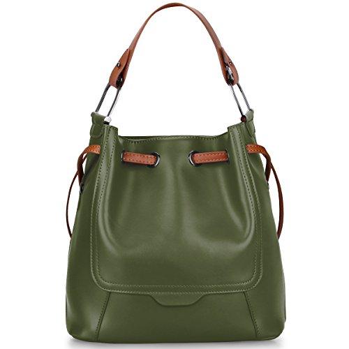 Olive Green Handbags: Amazon.com