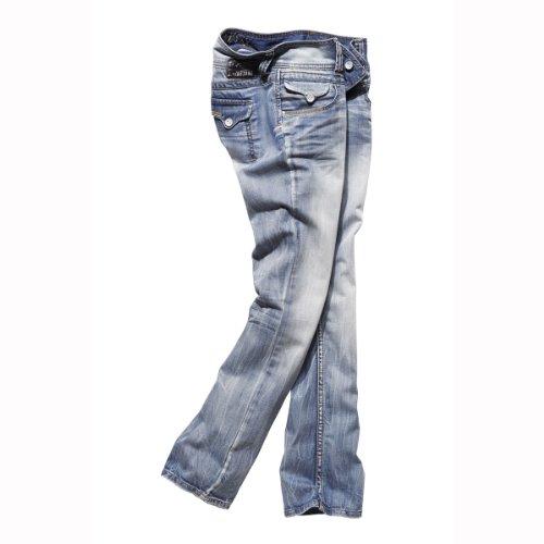 Donna 3212 Blu Jeans Timezone Wash blau cool wz687Znqg