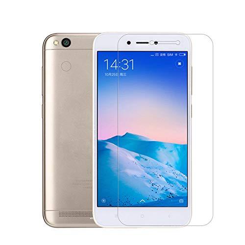 XinWDg 2PCS Tempered Glass for Xiaomi Redmi 5A 4A 3S 3Pro 3S for Redmi Note 3 Pro Note 3 Mi4S Mi5 Mi4 Screen Protector Toughened Film,1 Piece,for Redmi Note 3 Pro
