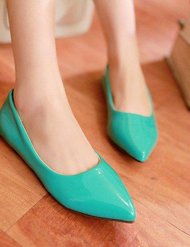 PDX patente mujer de de tal zapatos SOqrS0