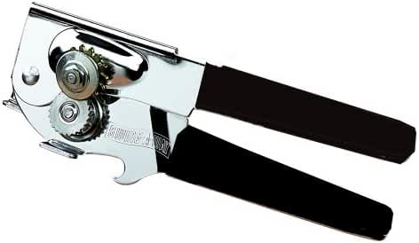 Swing-A-Way Portable Can Opener, Black