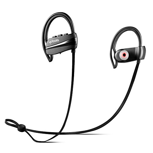 744b4737b2086d yobola Best Long Standby Wireless In Ear Sports Bluetooth Headphones  Sweatproof Earphones for Running Noise Cancelling Earbuds with Mic - 11  Hours Play Time ...