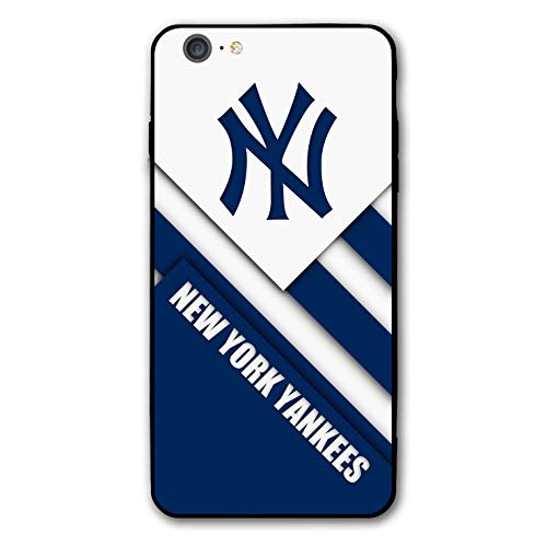 HiFee iPhone 8 Case iPhone 7 Case Baseball Team Design Slim and Lightweight Cover Cases (Yankees-NY)
