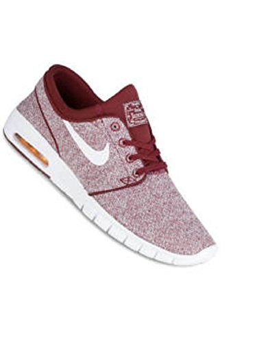 Fitness Red Janoski NIKE Homme 603 Stefan de SB Chaussures Max Multicolore White Crush fqTnCwYx1U