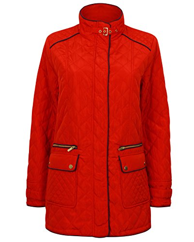 Giacca JBC Red trapuntata Giacca Donna Collection 7xUU5qzRw