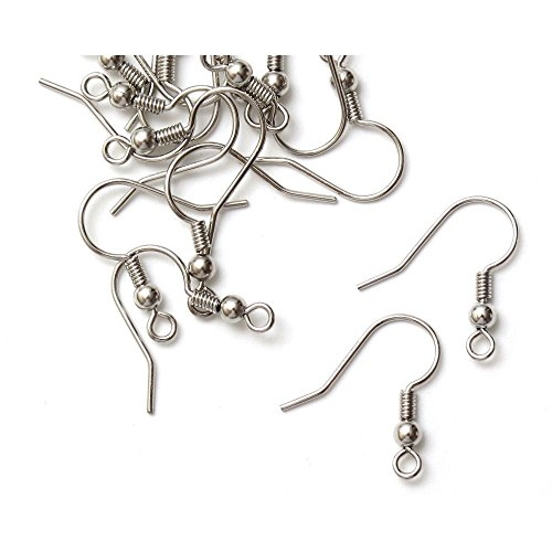 Plated Ear Hooks - 5