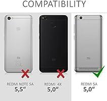 Amazon.com: kwmobile - Carcasa para Xiaomi Redmi 5A ...