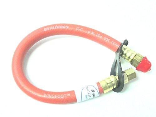 Changing Parts (Drainzit HON1012 12mm Oil Changing Aid for Honda GX240, GX270, GX340, GX390, GC160)