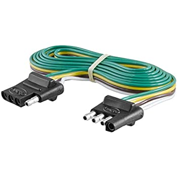 Amazon com: Wesbar 707261 Wishbone Style Trailer Wiring