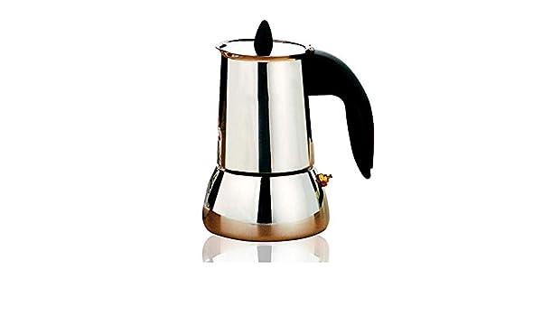 BTTNW HO Italiana Cafetera Cafetera Espresso Hecho en casa ...