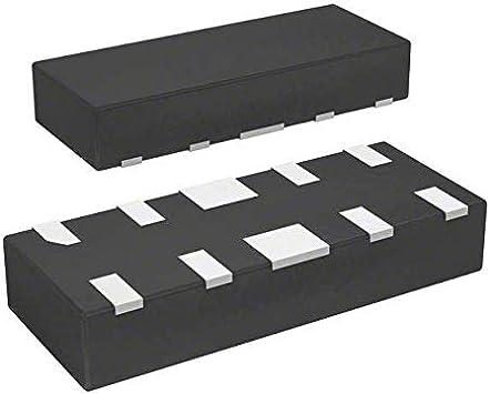 ESD7104MUTAG Pack of 100 TVS DIODE 5V 10V 10UDFN
