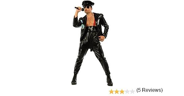 Disfraz de Freddie Mercury para hombre - Estándar: Amazon.es ...