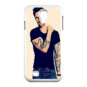 Custom High Quality WUCHAOGUI Phone case Singer Adam Levine Protective Case For SamSung Galaxy S4 Case - Case-8
