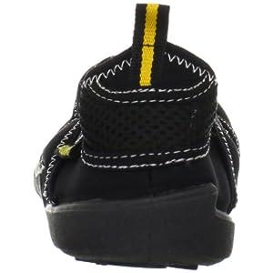 Cudas Women's Shasta Water Shoe,Black,8 M US