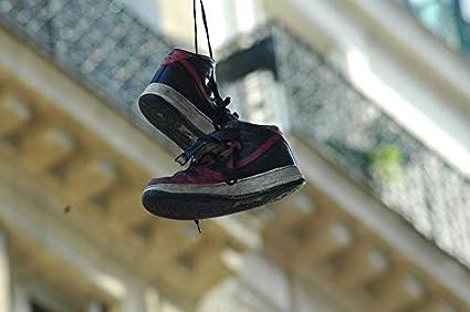 Amazon.com Photography Poster , Paris, Shoes, Hanging, Shoe