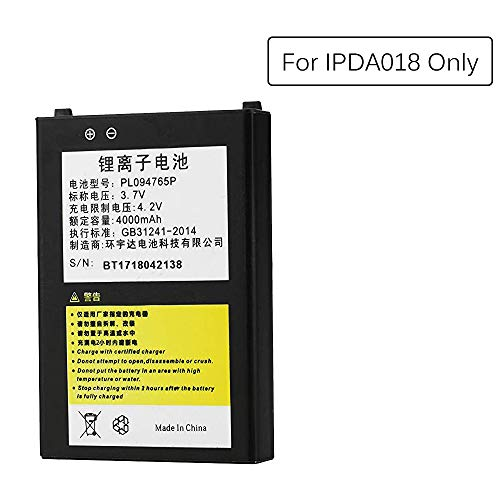 Pda Battery Pack - Rechargeable Battery for Handheld POS Terminal PDA Machine
