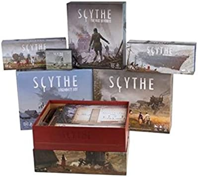 E-Raptor Insert for Scythe Legendary Box: Amazon.es: Juguetes y ...